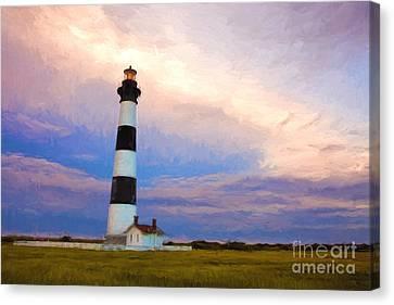 Gentle Pastel Morning Canvas Print by Dan Carmichael