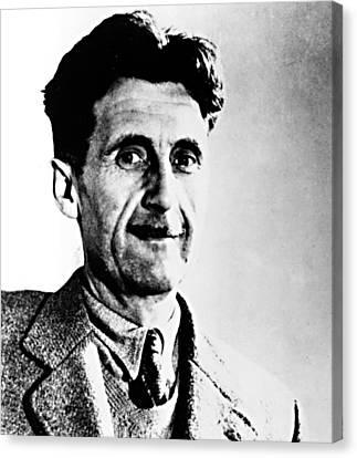 George Orwell, Circa 1949 Canvas Print by Everett