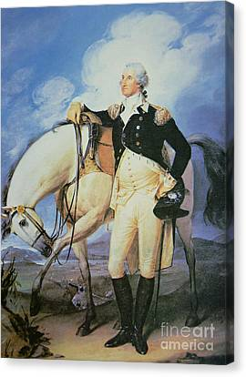 George Washington Canvas Print by John Trumbull