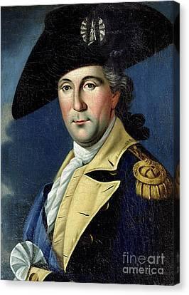 George Washington Canvas Print by Samuel King