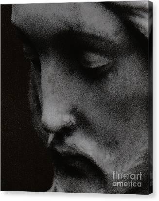 Gethsemane Canvas Print by Linda Knorr Shafer