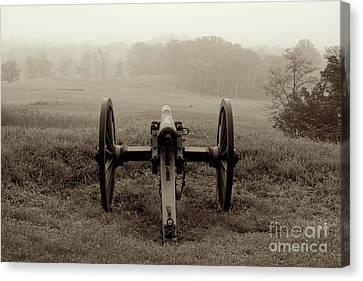 Gettysburg Canvas Print by Sean Cupp