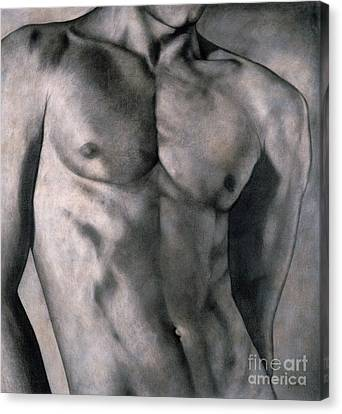 Gigolo Canvas Print by Lawrence Supino