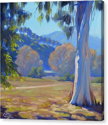 Gillette Ranch  Canvas Print by Elena Roche