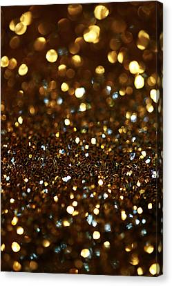 Glitter Canvas Print by Fine Arts