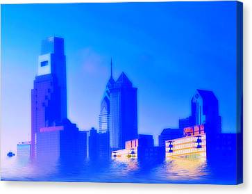 Global Warming Canvas Print by Bill Cannon