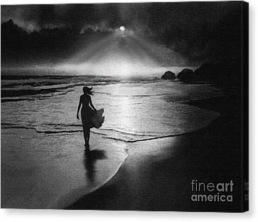 Glory View Canvas Print by Robert Foster