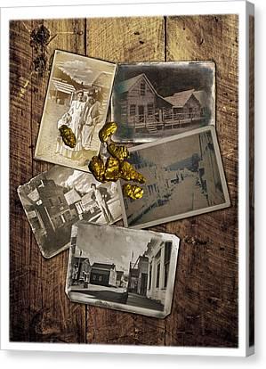 Gold Rush Canvas Print by Doug Matthews