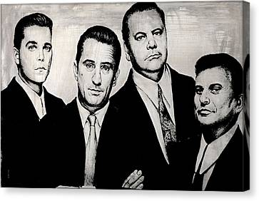 Goodfellas Canvas Print by Andrew Read