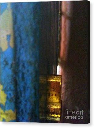 Goree Texture Canvas Print by Eugene Simon