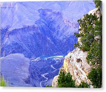 Grand Canyon 86 Canvas Print by Will Borden