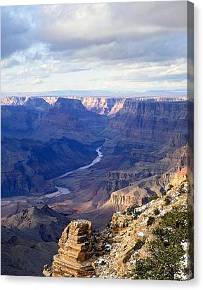 Grand Canyon, Arizona Canvas Print by Charles Haire