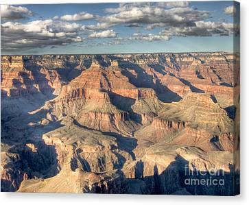 Grand Canyon Hopi Point Canvas Print by Clarence Holmes