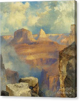 Grand Canyon Canvas Print by Thomas Moran