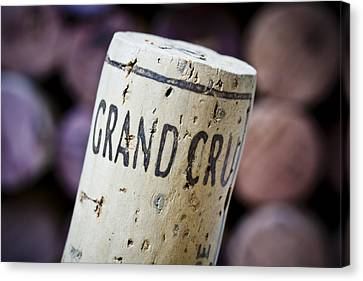 Grand Cru Canvas Print by Frank Tschakert