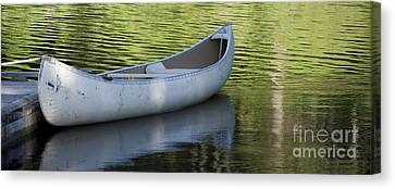 Green Water Canvas Print by Idaho Scenic Images Linda Lantzy
