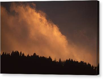 Greenhorn Mountains - Alta Sierra Canvas Print by Soli Deo Gloria Wilderness And Wildlife Photography