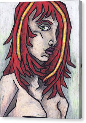 Haggard Canvas Print by Kamil Swiatek