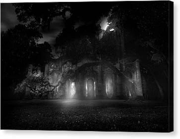 Hallowed Canvas Print by Mark Andrew Thomas