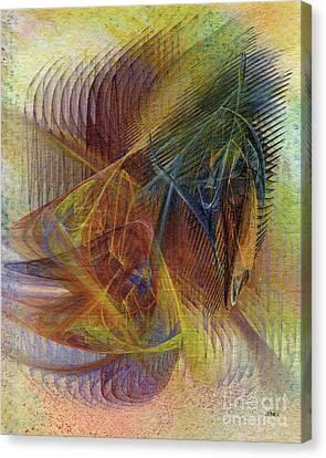 Harnessing Reason Canvas Print by John Robert Beck