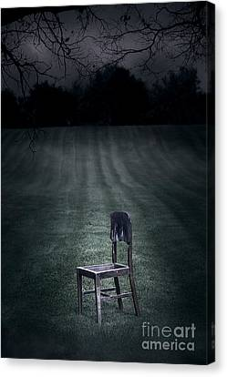 Have A Sit Canvas Print by Svetlana Sewell