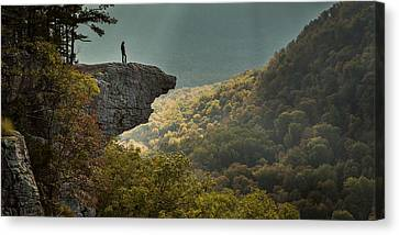 Hawksbill Crag Canvas Print by Matthew Parks