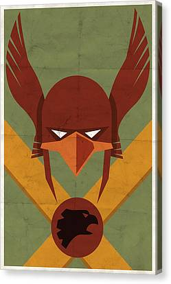 Hawkman Canvas Print by Michael Myers