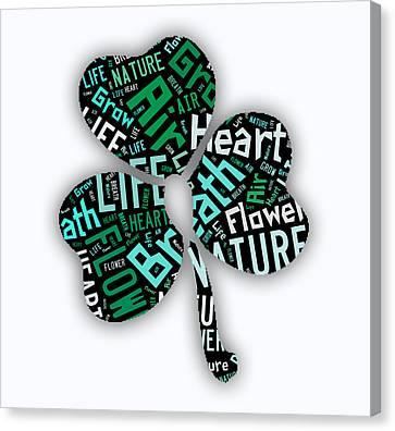 Heart Canvas Print by Marvin Blaine
