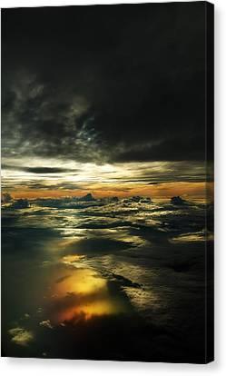 Heaven Canvas Print by Mandy Wiltse