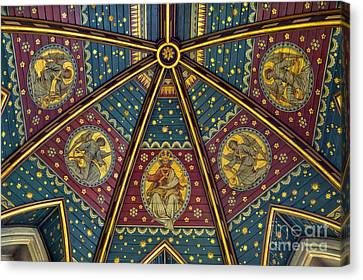 Heavenly Ceiling Canvas Print by Tim Gainey