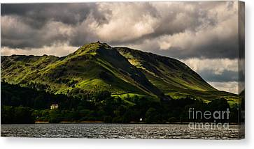 Helm Crag Canvas Print by John Collier