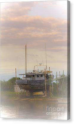 High And Dry Dreams Canvas Print by Marvin Spates