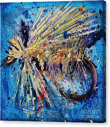 His Choice Set 4 Canvas Print by Jodi Monahan