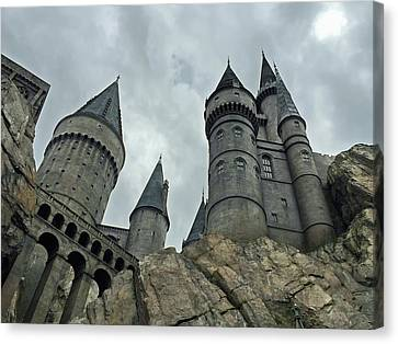 Hogwarts Castle 4  Canvas Print by Aimee L Maher Photography and Art Visit ALMGallerydotcom