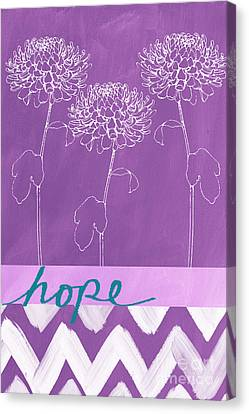 Hope Canvas Print by Linda Woods