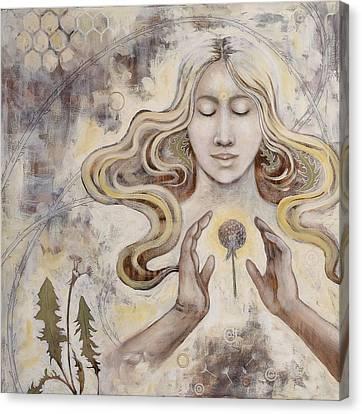 Hope Canvas Print by Sheri Howe