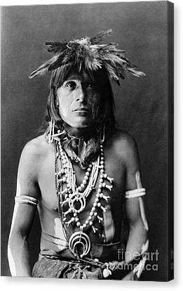 Hopi Chief, C1900 Canvas Print by Granger