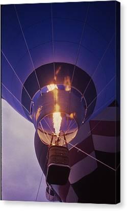 Hot Air Balloon - 2 Canvas Print by Randy Muir