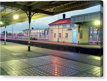 Hove Station Canvas Print by Nigel Chaloner