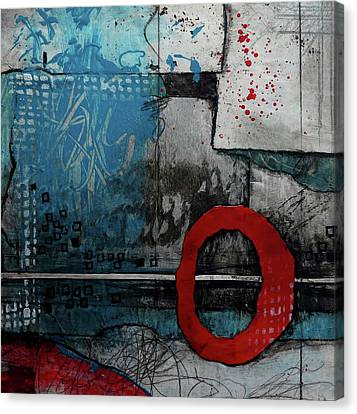 I Can Do This Canvas Print by Laura Lein-Svencner
