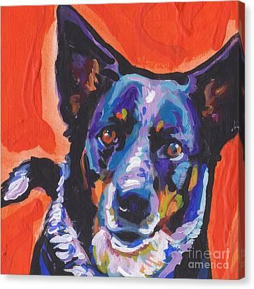 I Heal You Canvas Print by Lea S