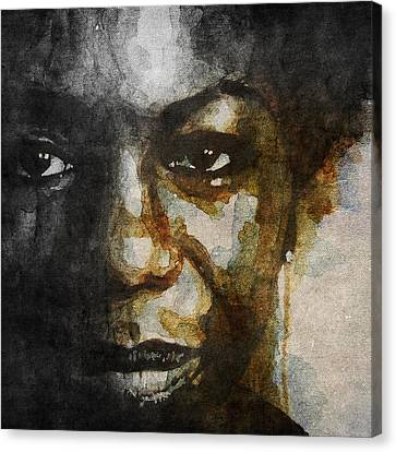 I Put A Spell On You Cause Your Mine  Canvas Print by Paul Lovering