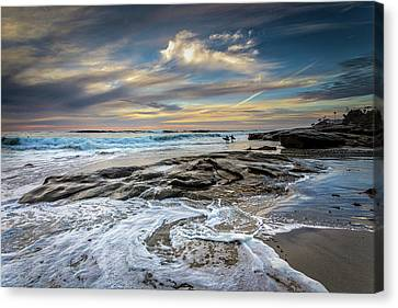 I Wish Canvas Print by Peter Tellone