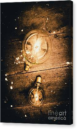 Ideas Evolution Canvas Print by Jorgo Photography - Wall Art Gallery