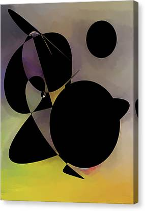 illusion Digital Creation  Canvas Print by Don  Wright