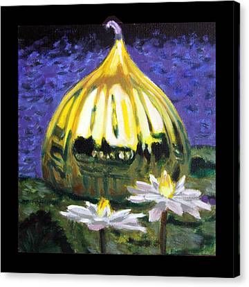 Image Number Eleven Canvas Print by John Lautermilch