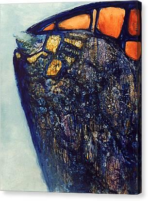 Imperor Canvas Print by Valeriy Mavlo