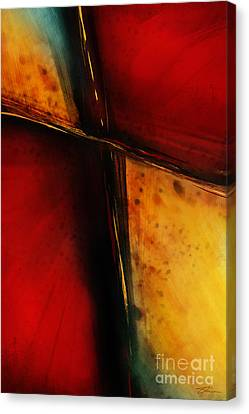 In Remembrance Of Me Canvas Print by Shevon Johnson