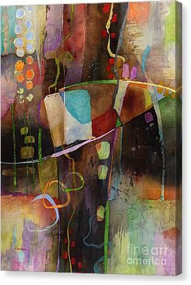Incipient Bloom Canvas Print by Hailey E Herrera