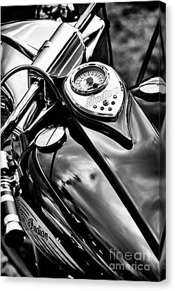 Indian Chief Centennial Canvas Print by Tim Gainey